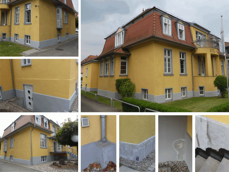 Bauwerksabdichtung-Ist Ihr Haus noch ganz dicht?