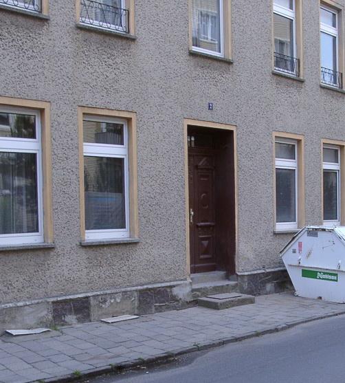 Hausschwamm in Friedland